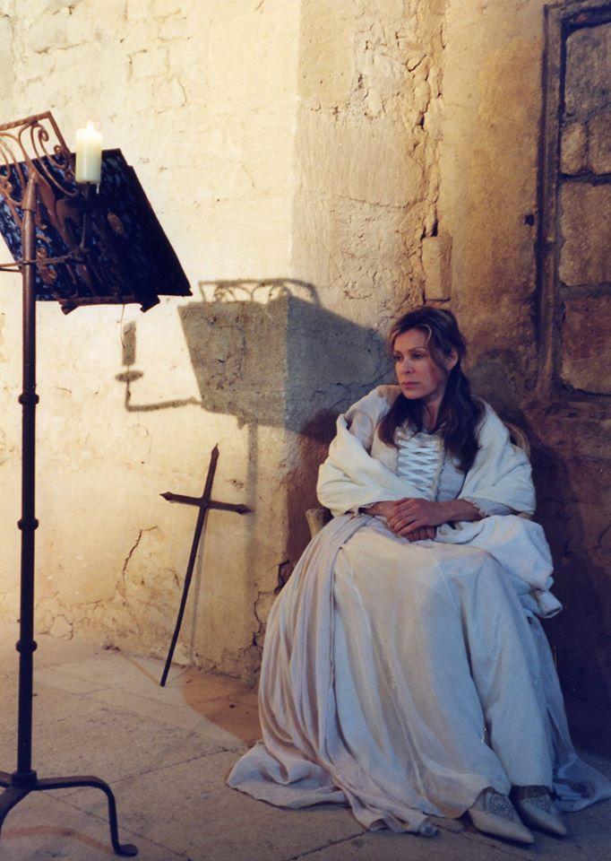 """Marie-Antoinette"" de et avec Bunny Godillot Zmarie10"