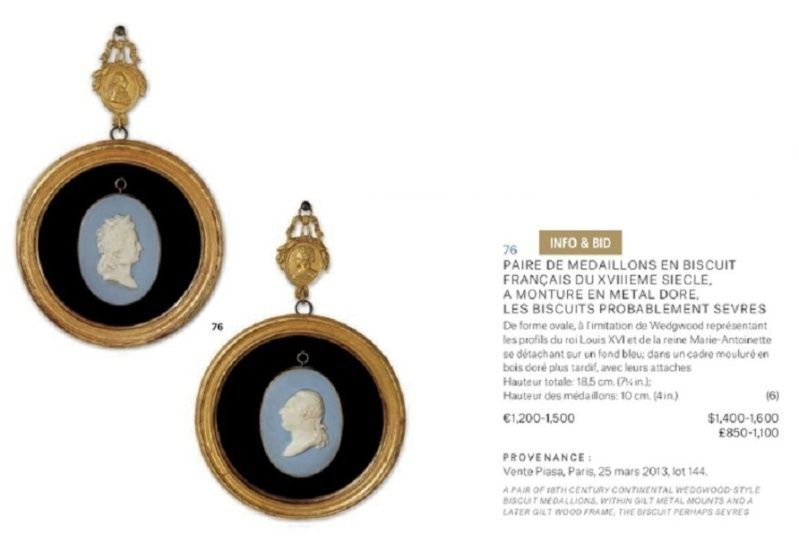 """""""La Vie de Château"""", Vente de plus de 500 Objets des Collections de Jean-Louis Remilleux à Digoine Zzzzzz12"""