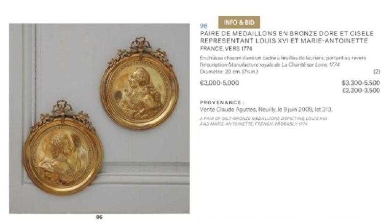 """""""La Vie de Château"""", Vente de plus de 500 Objets des Collections de Jean-Louis Remilleux à Digoine Zzzzzz22"""