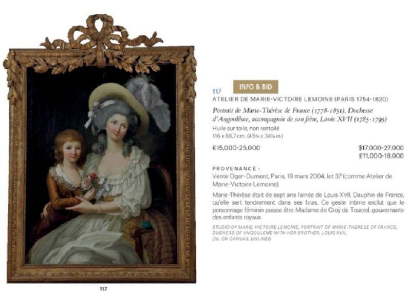 """""""La Vie de Château"""", Vente de plus de 500 Objets des Collections de Jean-Louis Remilleux à Digoine Zzzzzz26"""