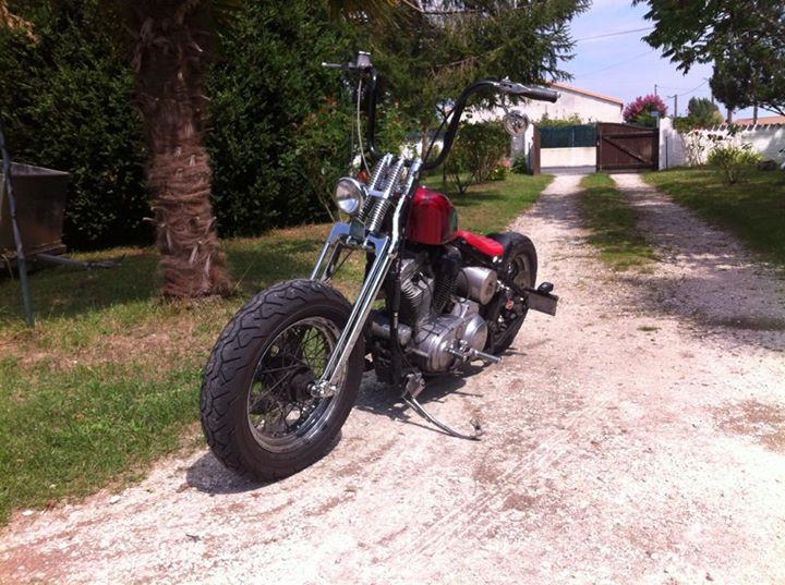 Bobber Old School 11947411