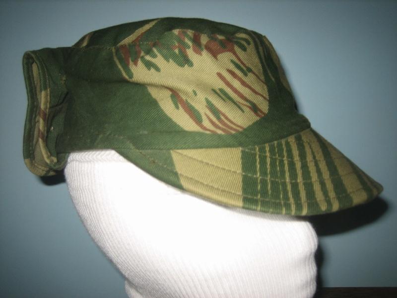 Rhodesian cap and trousers Cap_110