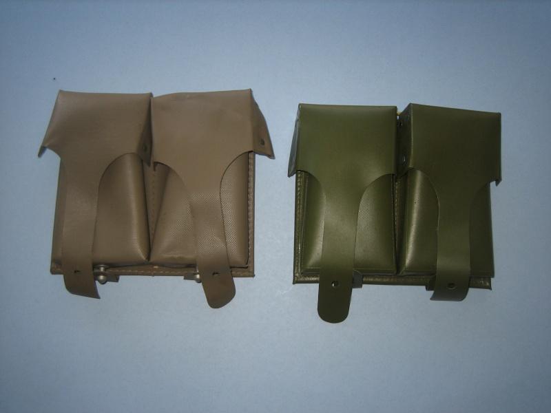 G3 magazine pouches - BW versus Danish manufacture Danish10