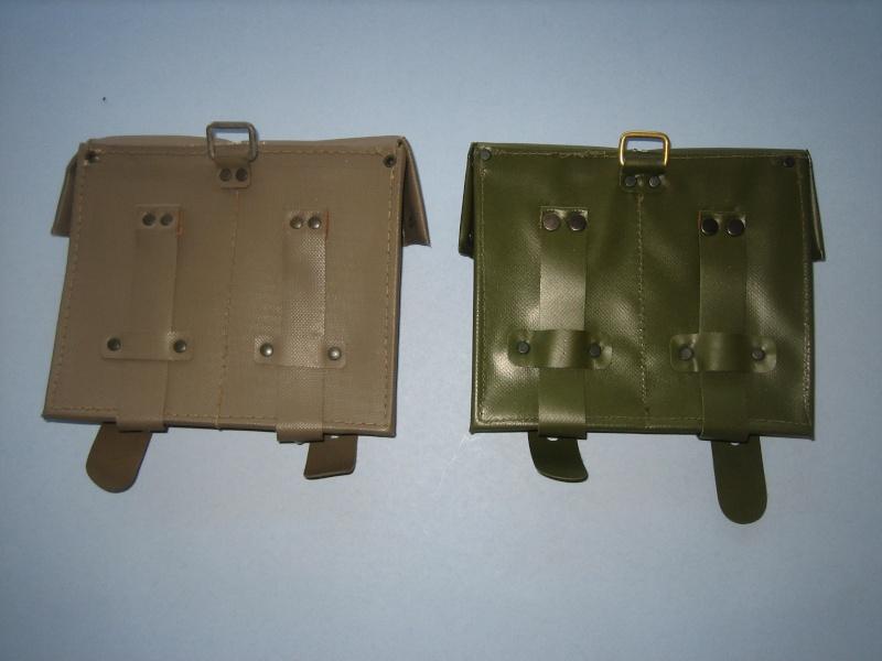 G3 magazine pouches - BW versus Danish manufacture Danish11