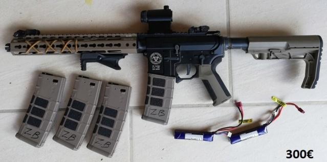 Vend Répliques et accessoires    M410