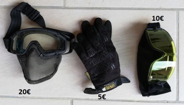 Vend Répliques et accessoires    Masque10