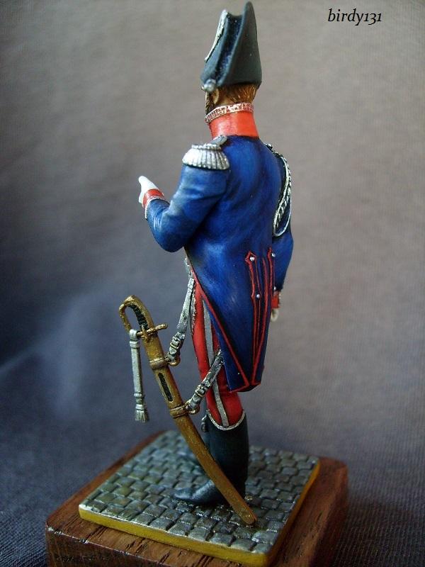 vitrine birdy131 (Ier empire 54 et 90 mm & 14/18 ) Officier de la Jeune Garde (MM) - Page 4 14-10-13
