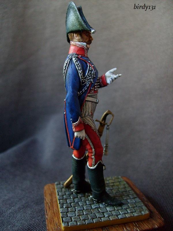 vitrine birdy131 (Ier empire 54 et 90 mm & 14/18 ) Officier de la Jeune Garde (MM) - Page 4 14-10-15