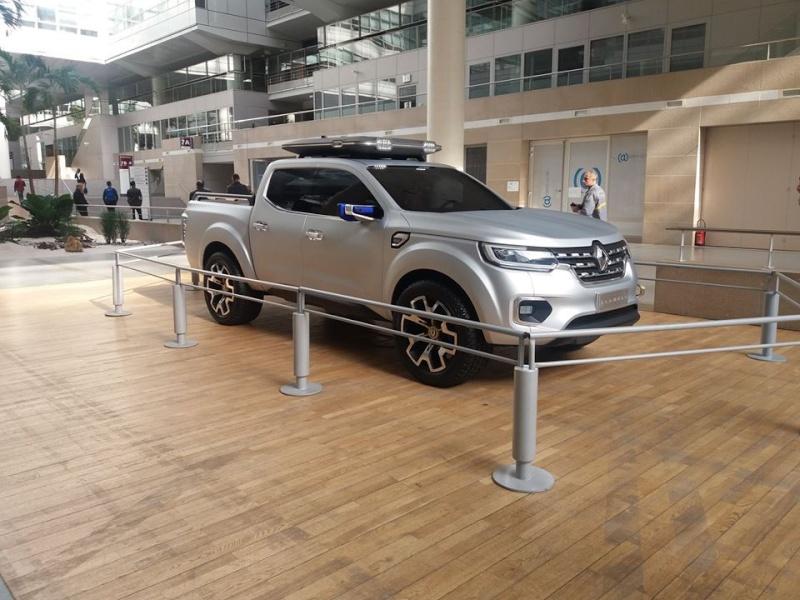 Pick up Renault Alaskan 12143110