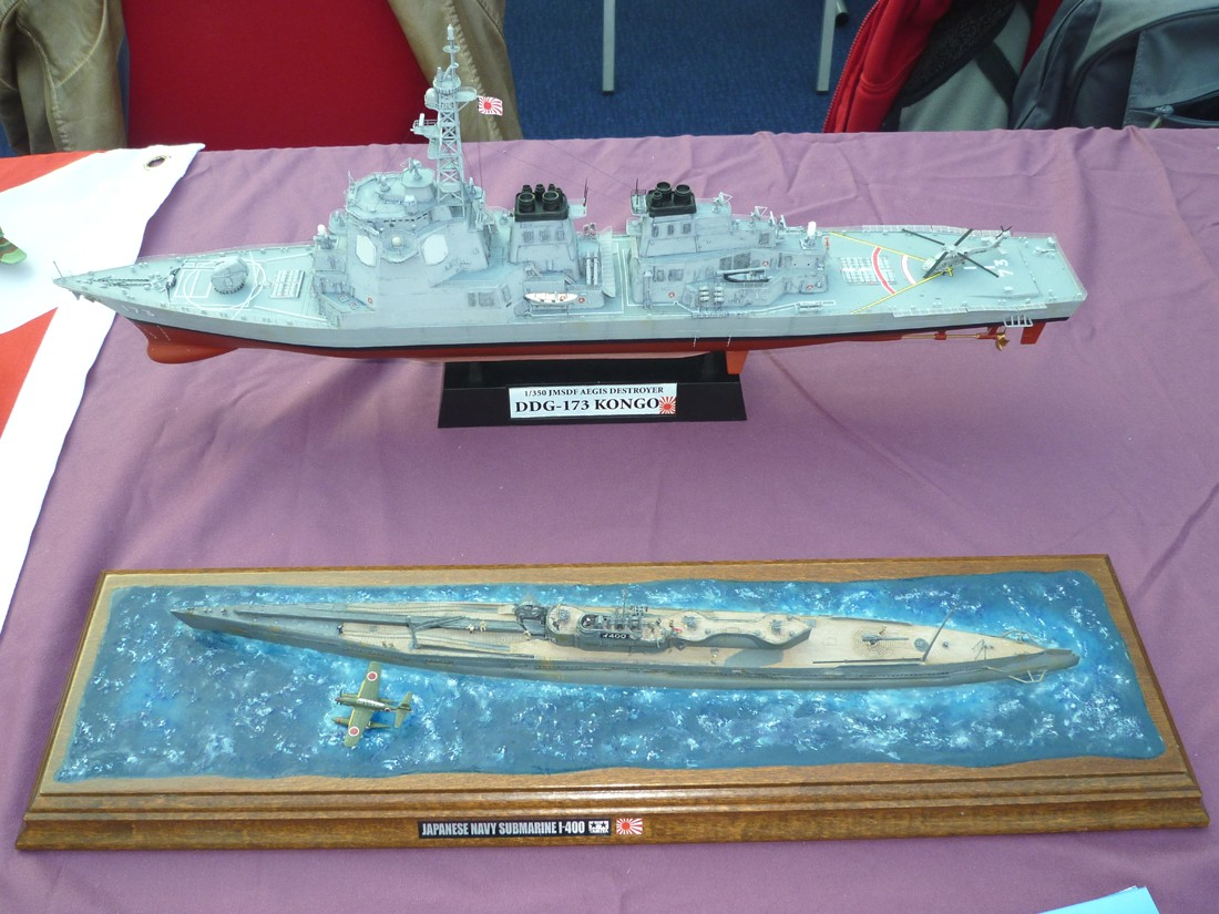 Maquettexpo Hyères 2015 - Page 2 I-400_10