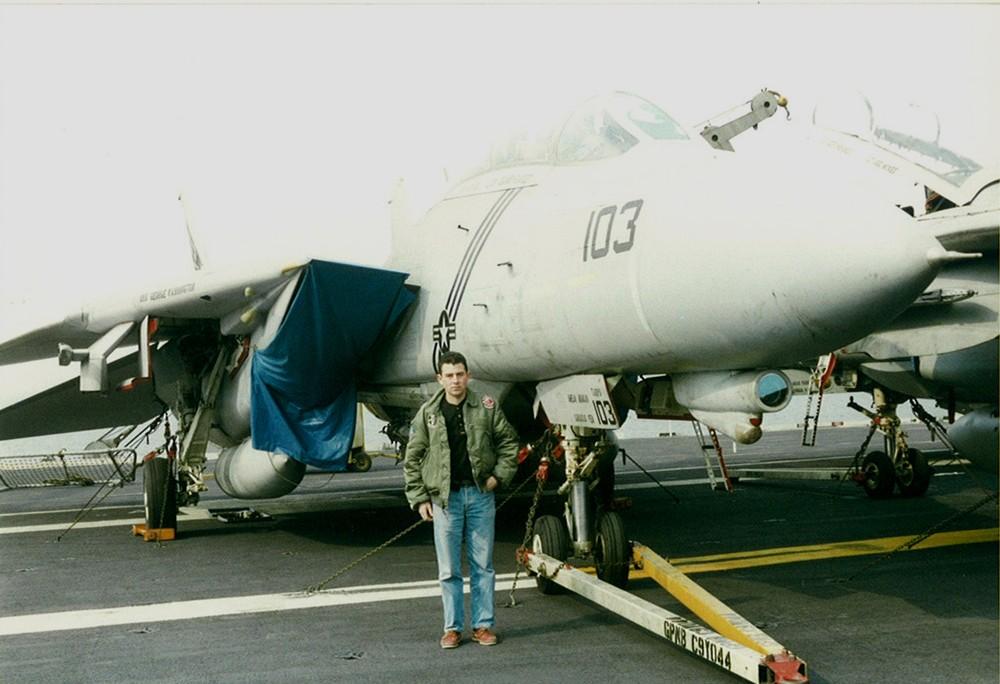 CVN 68 USS Nimitz Trumpeter 1/700  - Page 2 Washin10