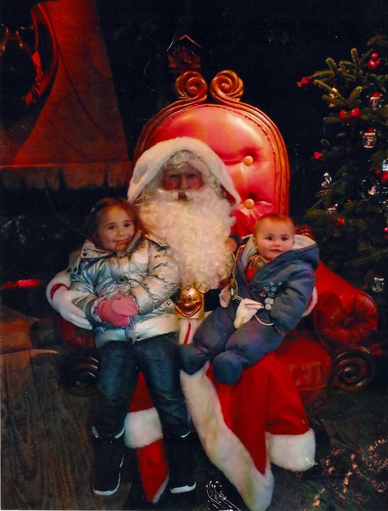Père Noël à disneyland Scan_211