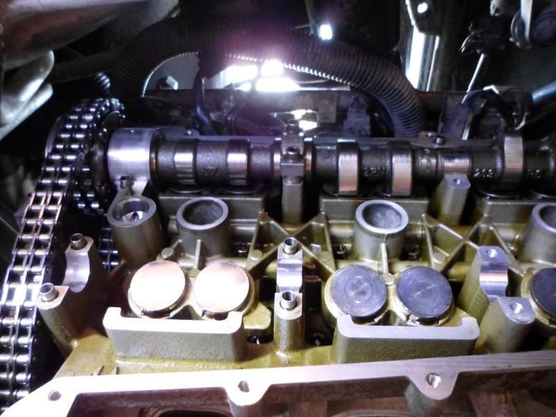 arbre - Remontage arbre à cames sur moteur M 96.23 Sam_0123