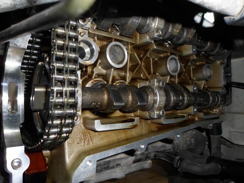 arbre - Remontage arbre à cames sur moteur M 96.23 Sam_0124