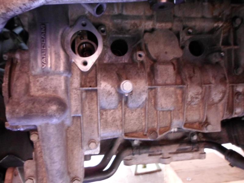 arbre - Remontage arbre à cames sur moteur M 96.23 Sam_0131