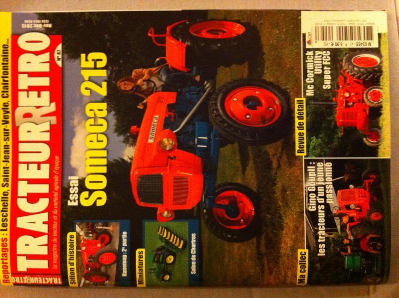 revue Tracteur Retro Someca 215 Ami_1119
