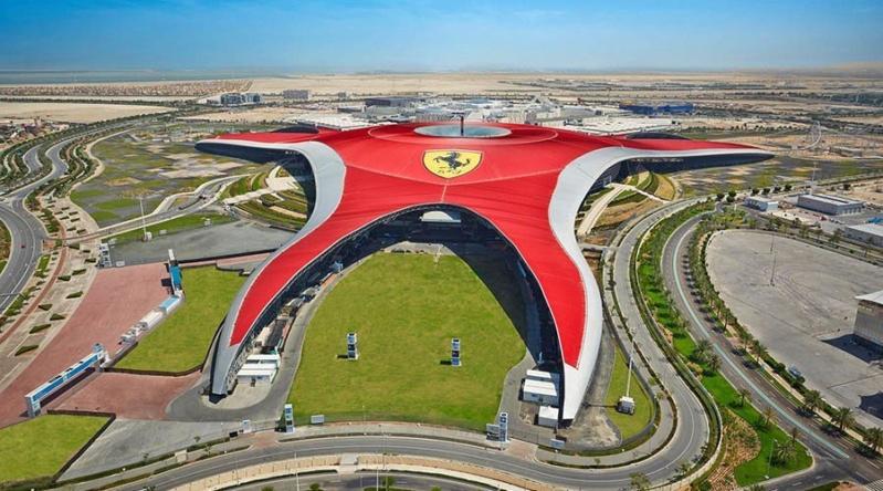 [TR Avril-mai 2018] Un voyage fou à Dubaï : des parcs, de la nourriture, du désert et un hôtel de luxe ! - Page 2 Ferrar10