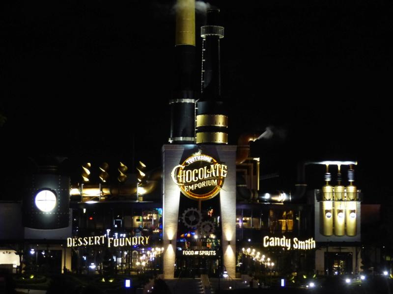 [Halloween 2018] Universal Studios, Disney Cruise Line dans les caraïbes et Gatorland - Page 2 P1120341