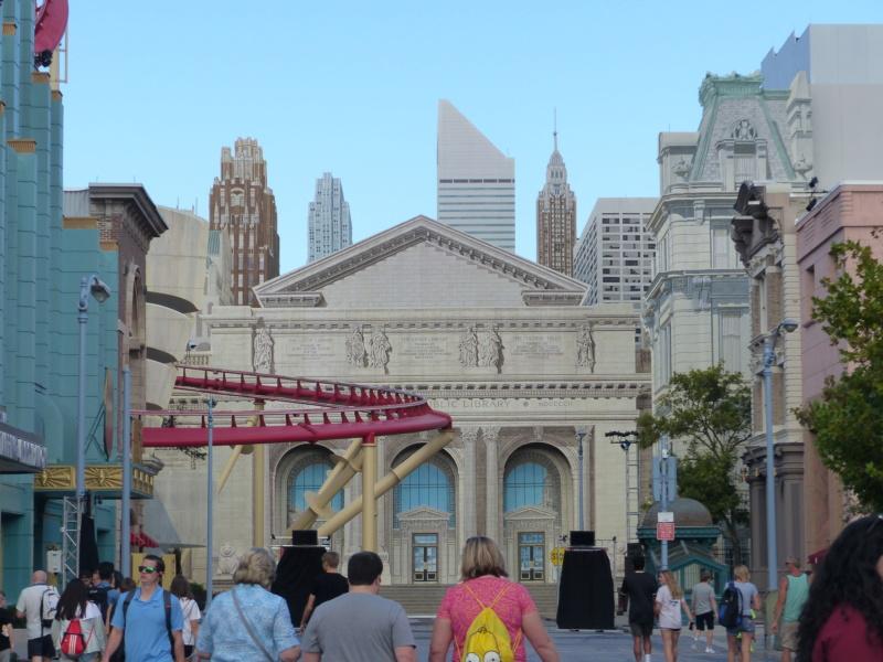 [Halloween 2018] Universal Studios, Disney Cruise Line dans les caraïbes et Gatorland - Page 2 P1120450