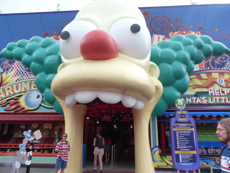 [Halloween 2018] Universal Studios, Disney Cruise Line dans les caraïbes et Gatorland - Page 2 P1120535