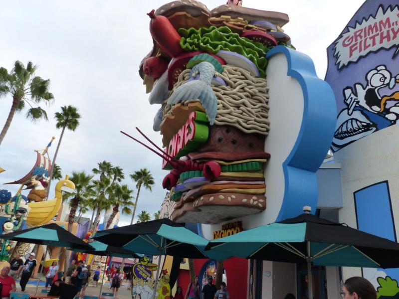 [Halloween 2018] Universal Studios, Disney Cruise Line dans les caraïbes et Gatorland - Page 3 P1120853