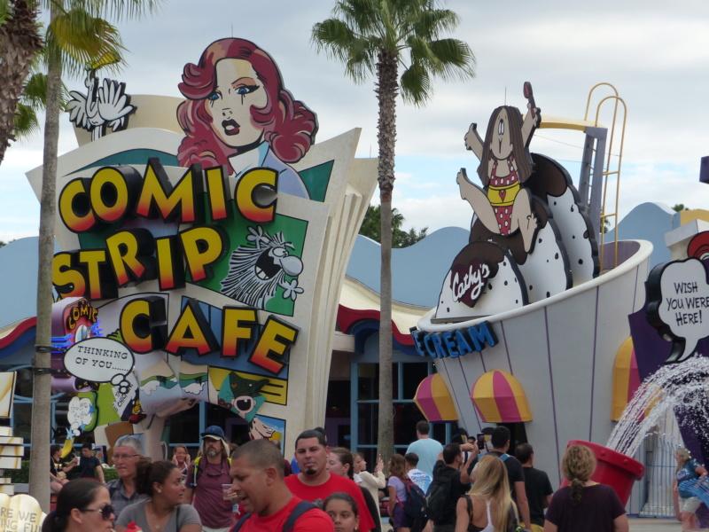 [Halloween 2018] Universal Studios, Disney Cruise Line dans les caraïbes et Gatorland - Page 3 P1120860