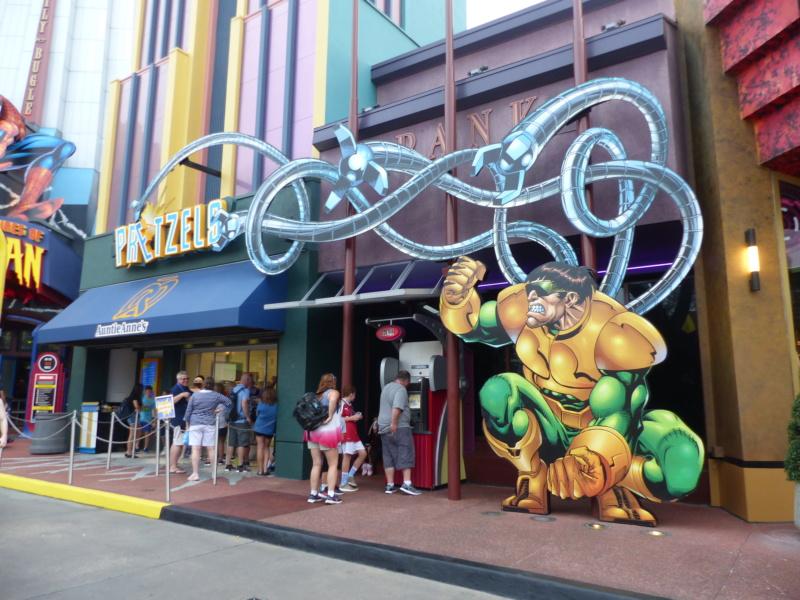 [Halloween 2018] Universal Studios, Disney Cruise Line dans les caraïbes et Gatorland - Page 3 P1120870