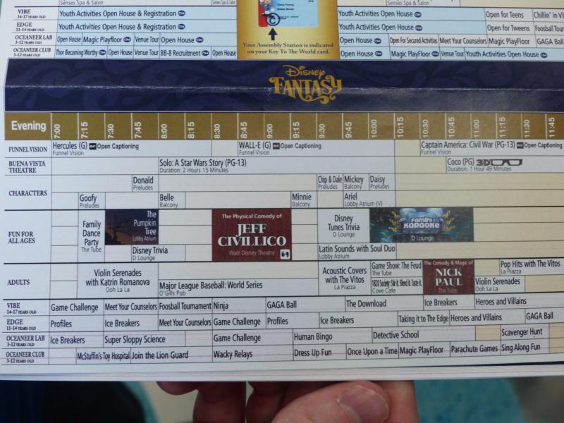 [Halloween 2018] Universal Studios, Disney Cruise Line dans les caraïbes et Gatorland - Page 4 P1130539