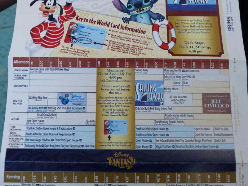 [Halloween 2018] Universal Studios, Disney Cruise Line dans les caraïbes et Gatorland - Page 4 P1130541