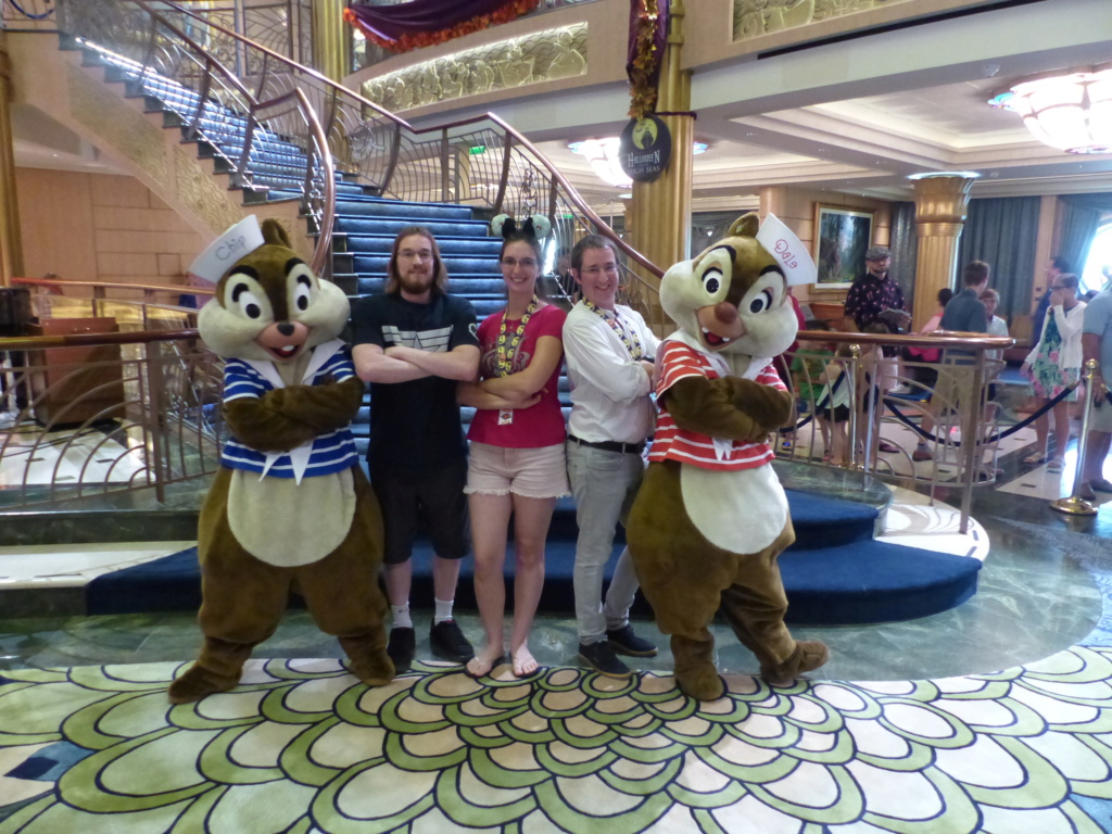 [Halloween 2018] Universal Studios, Disney Cruise Line dans les caraïbes et Gatorland - Page 10 P1150232