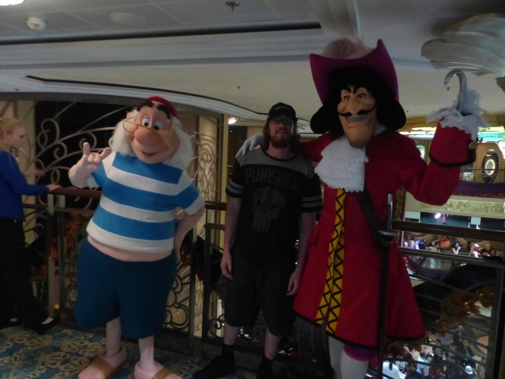 [Halloween 2018] Universal Studios, Disney Cruise Line dans les caraïbes et Gatorland - Page 11 P1150729