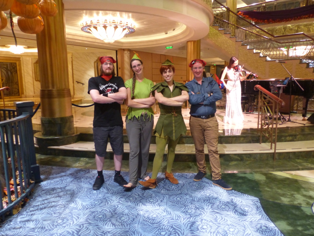 [Halloween 2018] Universal Studios, Disney Cruise Line dans les caraïbes et Gatorland - Page 12 P1160055