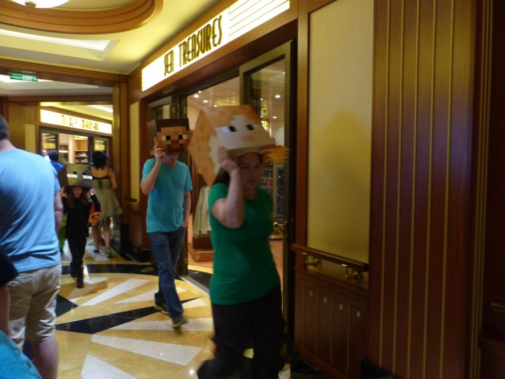 [Halloween 2018] Universal Studios, Disney Cruise Line dans les caraïbes et Gatorland - Page 12 P1160319