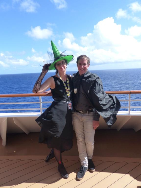 [Halloween 2018] Universal Studios, Disney Cruise Line dans les caraïbes et Gatorland - Page 13 P1160417