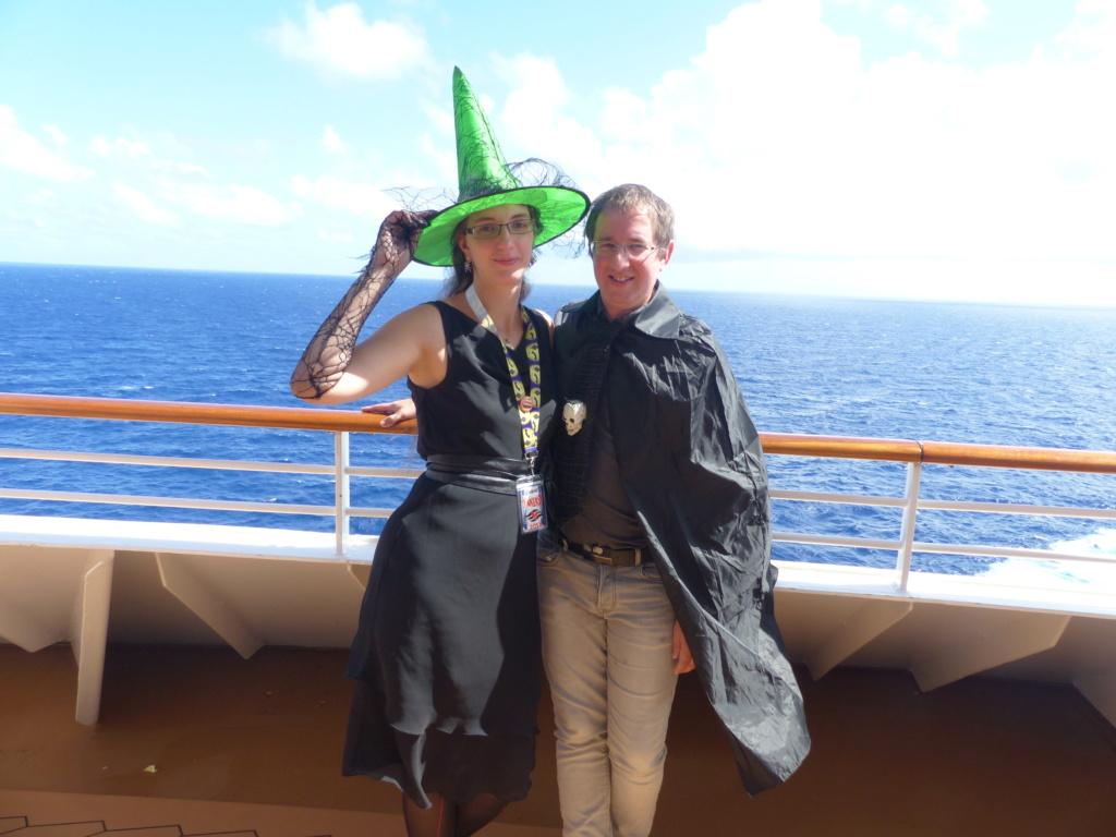 [Halloween 2018] Universal Studios, Disney Cruise Line dans les caraïbes et Gatorland - Page 13 P1160418