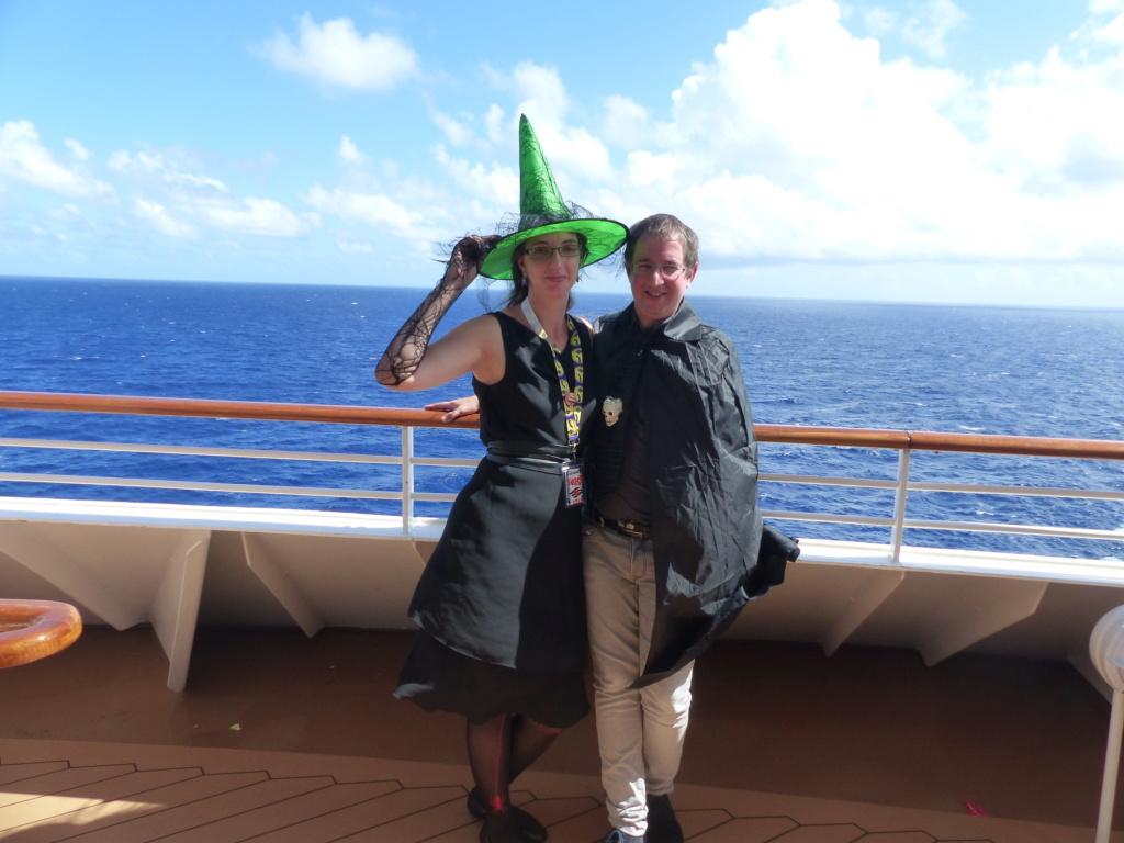[Halloween 2018] Universal Studios, Disney Cruise Line dans les caraïbes et Gatorland - Page 13 P1160419