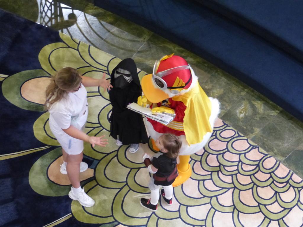 [Halloween 2018] Universal Studios, Disney Cruise Line dans les caraïbes et Gatorland - Page 13 P1160428