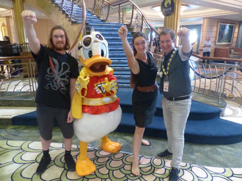 [Halloween 2018] Universal Studios, Disney Cruise Line dans les caraïbes et Gatorland - Page 13 P1160430