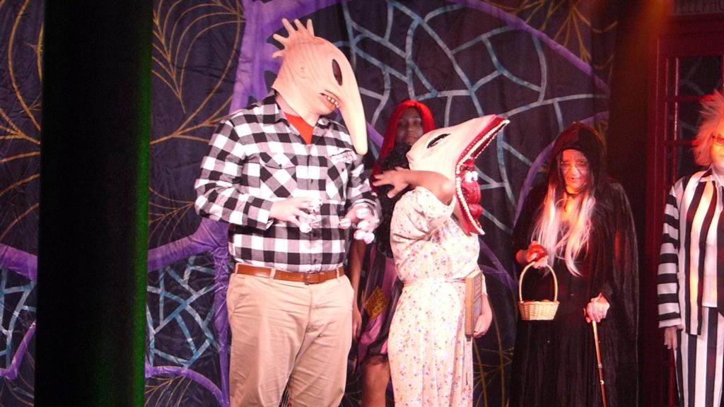 [Halloween 2018] Universal Studios, Disney Cruise Line dans les caraïbes et Gatorland - Page 13 P1160523