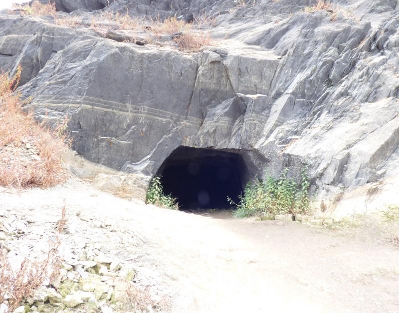 les grottes de Guerlédan Grotte11