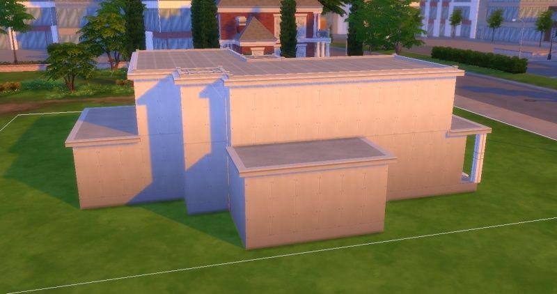 [Apprenti]Construire une maison moderne et/ou semi contemporaine 18-10-15
