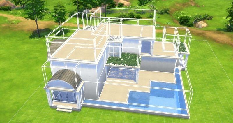[Apprenti]Construire une maison moderne et/ou semi contemporaine 18-10-18