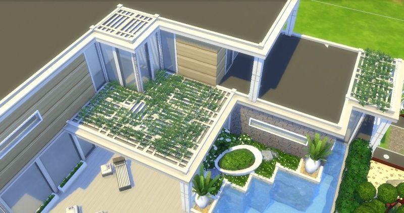 [Apprenti]Construire une maison moderne et/ou semi contemporaine 25-10-20