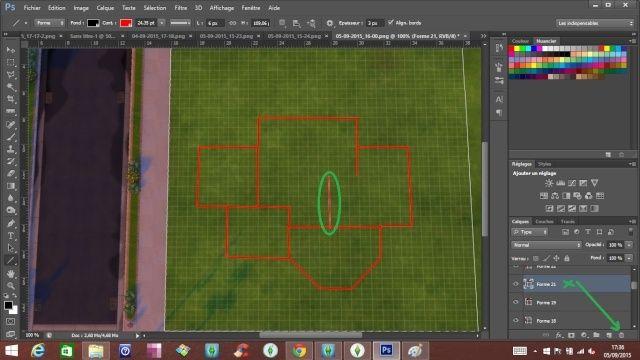 [Apprenti]Tracer le plan de sa maison en utilisant la grille du jeu Ligne_10