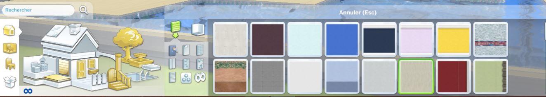 [Apprenti]Construire une maison moderne et/ou semi contemporaine Peintu10