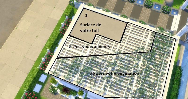 [Apprenti]Construire une maison moderne et/ou semi contemporaine Pergol10
