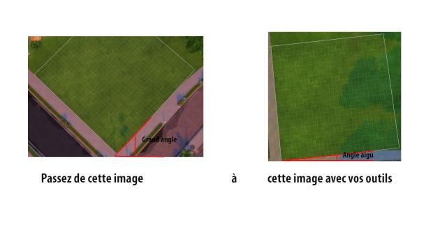 [Apprenti]Tracer le plan de sa maison en utilisant la grille du jeu Rotati10