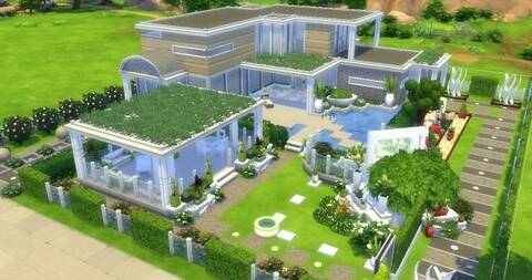 Apprenti Construire Une Maison Moderne Et Ou Semi Contemporaine