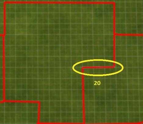 [Apprenti]Tracer le plan de sa maison en utilisant la grille du jeu Zoom_l10