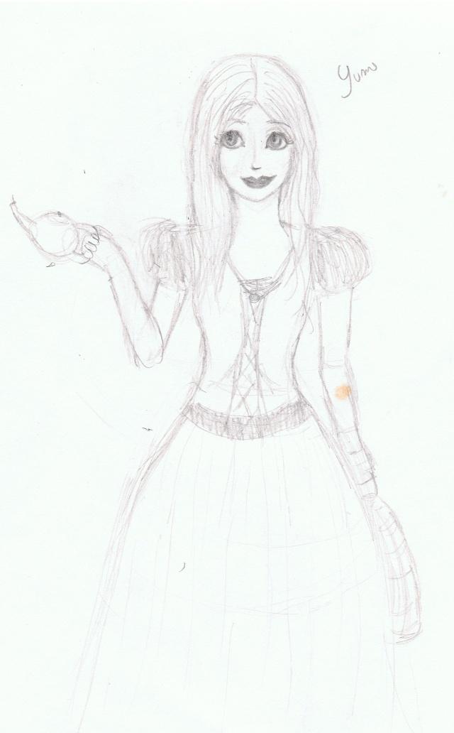 quelques dessins... Yume_e10